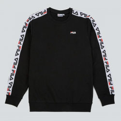 FILA MEN AREN CREW NOIR