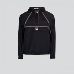 FILA MEN ASTOR BATWING JACKET NOIR