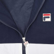 FILA MEN TATE HALF ZIP JACKET MARINE
