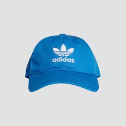 ADIDAS ORIGINALS TREFOIL CAP BLEU