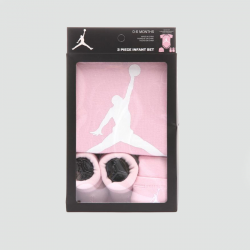 NIKE JORDAN PACK 3 PIECES ROSE