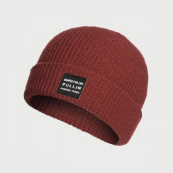PULL IN BONNET FALCO BORDEAUX