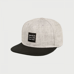 PULL IN CASQUETTE HEATH GRIS