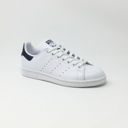ADIDAS STAN SMITH BLC/BLEU