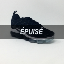 NIKE AIR VAPORMAX PLUS NOIR/GRIS