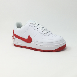 NIKE AIR FORCE 1 JESTER X BLANC/ROUGE