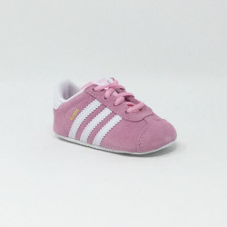 ADIDAS GAZELLE CRIB ROSE