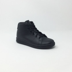 ADIADS SATN SMITH MID C  NOIR