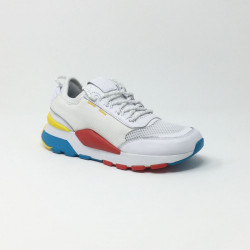 PUMA RS-0 PLAY HAWAIIAN BLANC