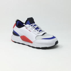 PUMA RS-0 SOUND BLANC/BLEU
