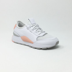 PUMA RS-0 SOUND BLANC/ROSE