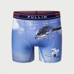 PULL IN BOXER HOMME FASHION 2 BLUE SKY