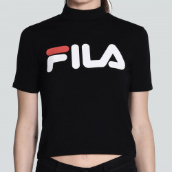 FILA WOMEN EVERY TURTLE T-SHIRT NOIR