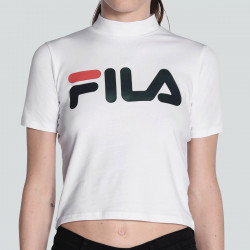 FILA WOMEN EVERY TURTLE T-SHIRT BLANC