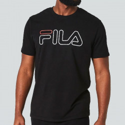 FILA MEN PAUL TEE NOIR