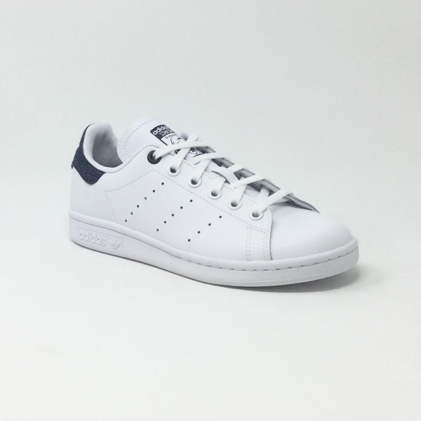 adidas stan smith blanc bleu