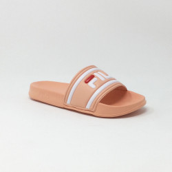 FILA MORRO BAY SLIPPER W ROSE