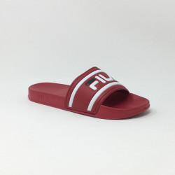 FILA MORRO BAY SLIPPER ROUGE