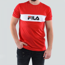FILA MEN NOLAN TEE DROPPED SHOULDER ROUG