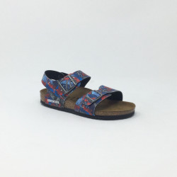 BIRK NEW YORK SPIDERMAN BLEU/ROUGE