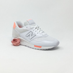 NEW BALANCE WL840 WF BLANC/ROSE