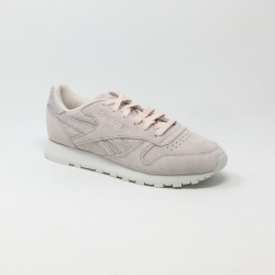 REEBOK CLASSIC LEATHER SHIMMER BLANC