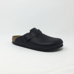BIRK BOSTON CUIR NOIR