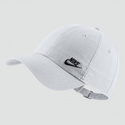 NIKE CASQUETTE HERITAGE 86 BLANC