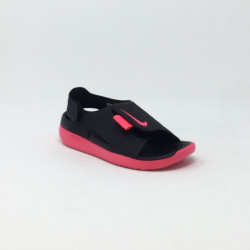 NIKE SUNRAY ADJUST 5 NOIR/ROSE