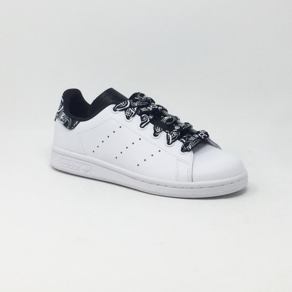 adidas stan smith blanche et noire