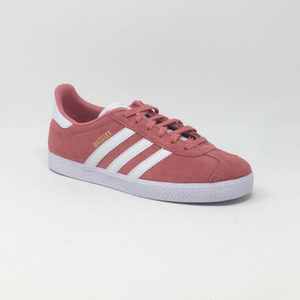 adidas gazelle noir et rose