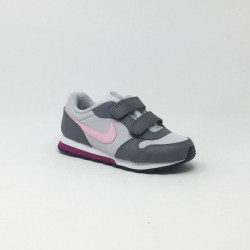 NIKE MD RUNNER 2 GRIS/ROSE