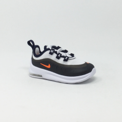 NIKE AIR MAX AXIS BLANC/NOIR