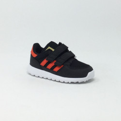 ADIDAS FOREST GROVE CF I NOIR/ROUGE