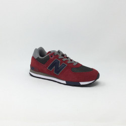 NEW BALANCE PC574 M ROUGE
