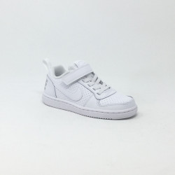 NIKE COURT BOROUGH BLANC