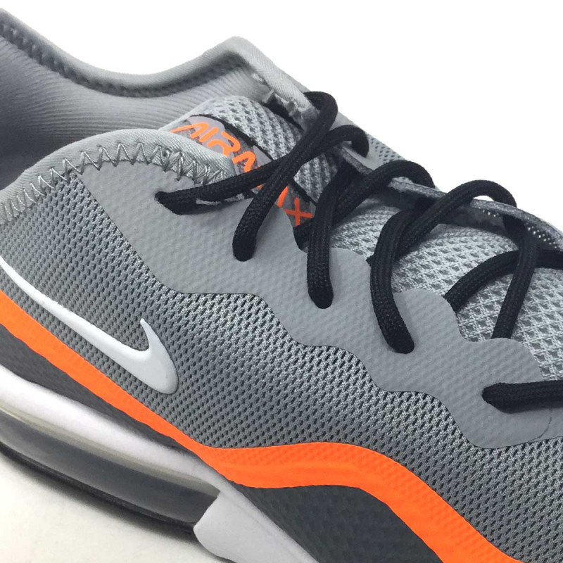 NIKE AIR MAX SEQUENT 4.5 GRISORANGE