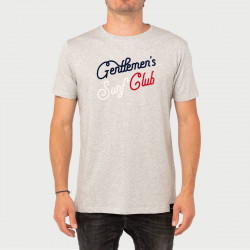 PULL IN T-SHIRT CGENTLEMEN CLUB GRIS