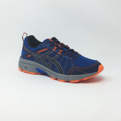 ASICS GEL VENTURE 7 BLEU/ELECTRIC