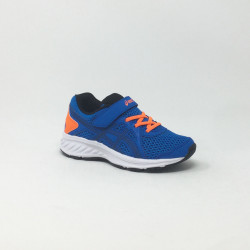ASICS JOLT 2 PS BLEU/ORANGE