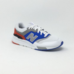NEW BALANCE GR997 M BLEU/ROUGE