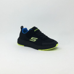 SKECHERS DYNAMIC TREAD NOIR