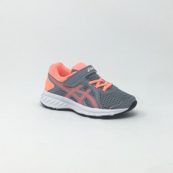 ASICS JOLT 2 PS GRIS/ORANGE