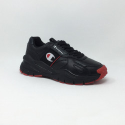 CHAMPION LOW CUT SHOE NOIR