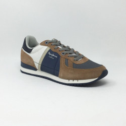 PEPE JEANS TINKER CAMEL/MARINE