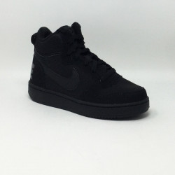 NIKE COURT BOROUGH MID NOIR