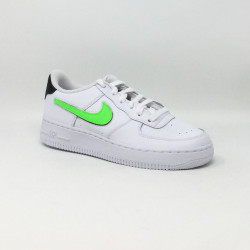 incredible prices great fit half price NIKE AIR FORCE 1 BLANC/NOIR