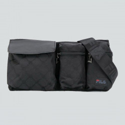 FILA WAIST BAG NEW TWIST NOIR