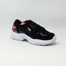 FILA SELECT LOW NOIR