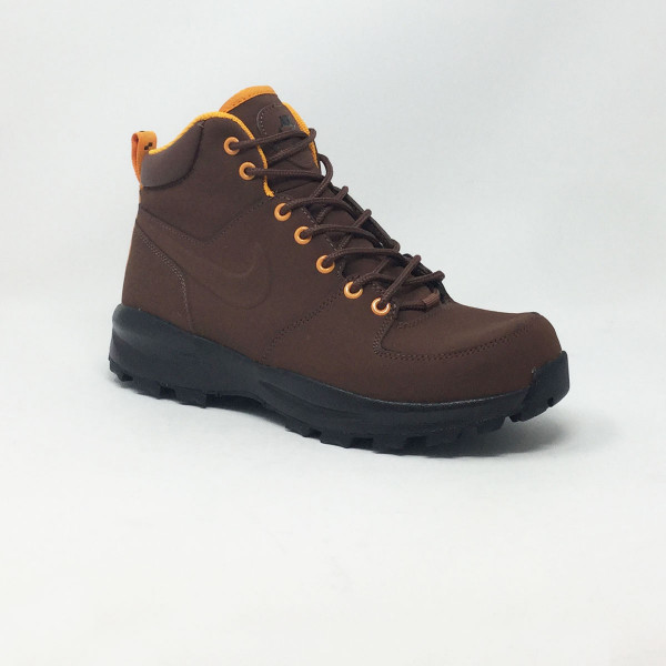 NIKE MANOA LEATHER BOOT MARRON